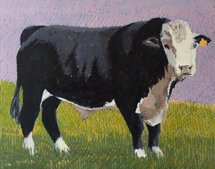 Bull by Jane Carr