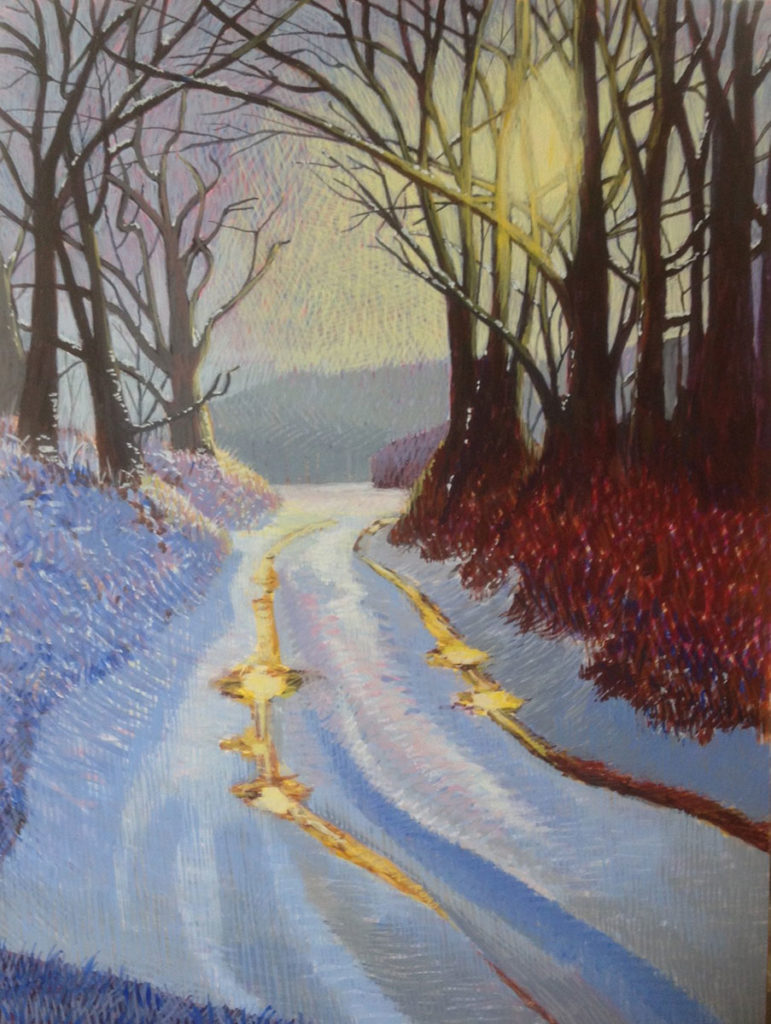 Sun Road by Jane Carr