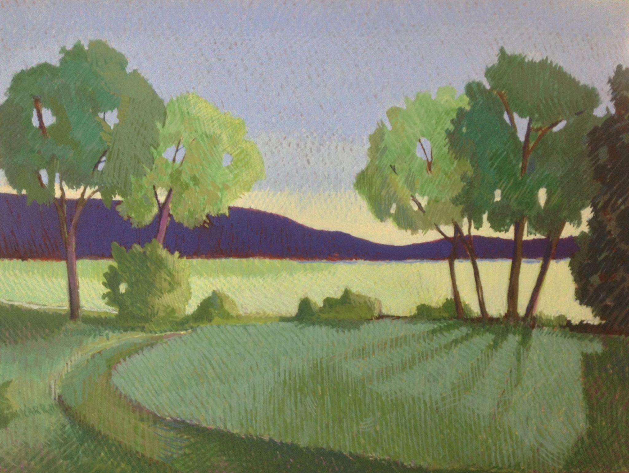 Sunrise 1 by Jane Carr