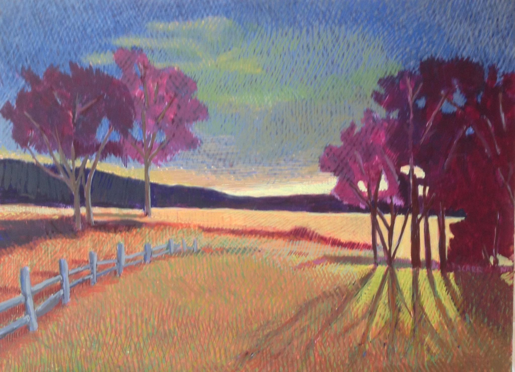 Sunrise by Jane Carr
