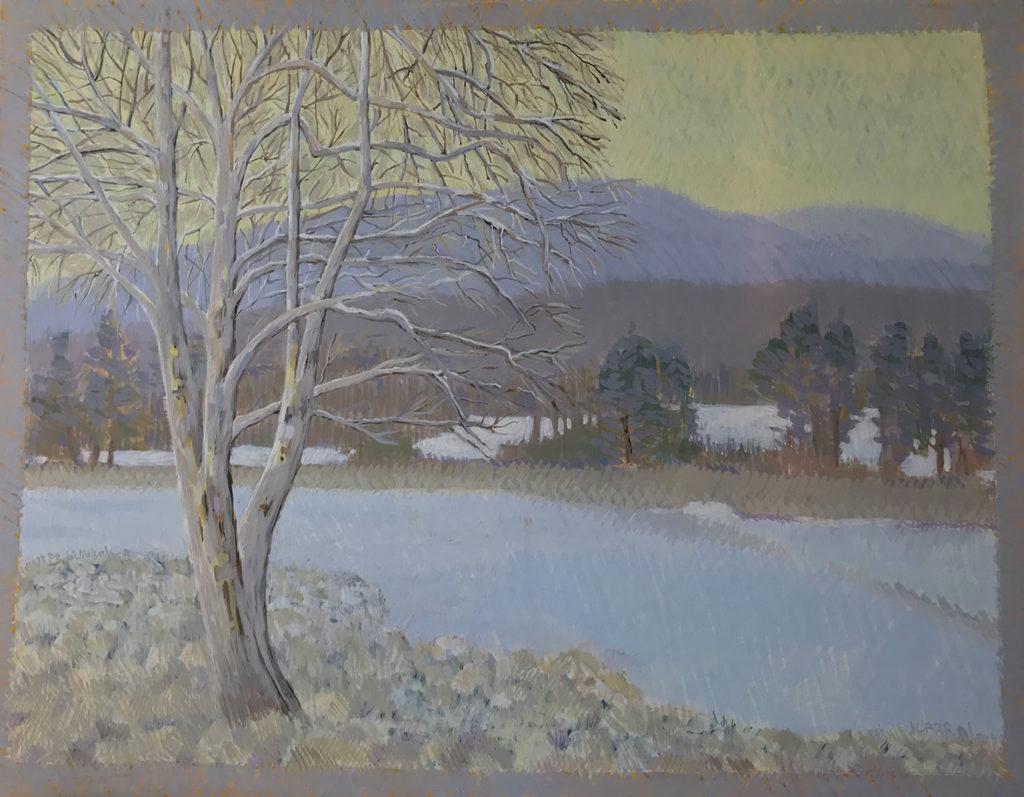 Winter Glow by Jane Carr